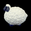 Urban Trends Ceramic Lamb Statue