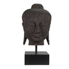 Urban Trends Wood Buddha Statue