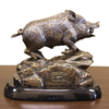 Wild Sports Metal Arkansas Razorbacks Sculpture