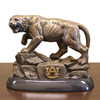 Wild Sports Metal Auburn Tigers Sculpture