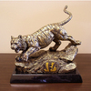 Wild Sports Metal Cincinnati Bengals Sculpture
