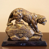 Wild Sports Metal Jacksonville Jaguars Sculpture