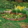 Scenery Solutions 18-in H x 125-in W x 125-in D Planter