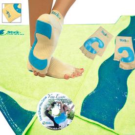 Stick-e 1000 Yoga on the Road Travel Accessory Set
