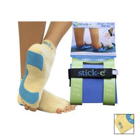 Stick-e Socks and Wrist Saver Combo
