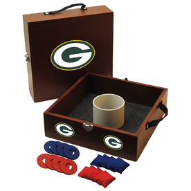 Wild Sports Green Bay Packers Outdoor Corn Hole Party Game
