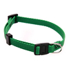 Majestic Pets Green Nylon Breakaway Collar