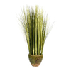 Laura Ashley by Vintage Home 26-in Green Onion Grass