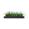 Laura Ashley by Vintage Home 13-in Green Grass