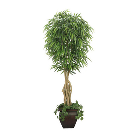 Laura Ashley by Vintage Home 7-ft Decorative Specialty Tree without Lights