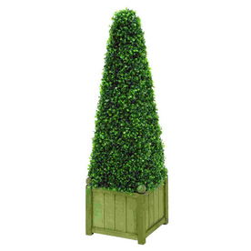 UMA Enterprises Boxwood Decorative Specialty Tree without Lights