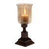 Woodland Imports Aluminum Candle Holder
