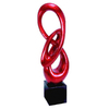 UMA Enterprises Rectangular Ribbon Polystone Statue