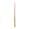 PoliVaz 57-in Matte/Natural Bamboo