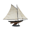 Authentic Models Wood Newport Sloop