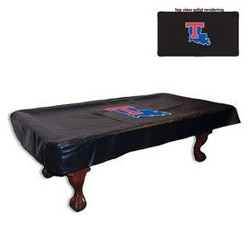 Holland 9-ft Louisiana Tech Bulldogs Billiard Table Cover