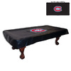 Holland 9-ft Montreal Canadiens Billiard Table Cover