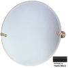 Allied Brass 22-in H x 22-in W Dottingham Round Frameless Bathroom Mirror with Beveled Edges