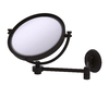 Allied Brass Bronze Brass Magnifying Wall-Mounted Vanity Mirror