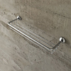 Nameeks Riviera Chrome Brass Bathroom Shelf