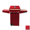 Minden Red 3-Burner (30000 BTU) Liquid Propane Gas Grill