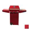 Minden Red 3-Burner (30,000-BTU) Liquid Propane Gas Grill