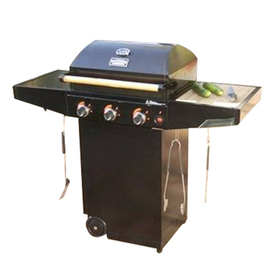 Minden 3-Burner (30000 BTU) Natural Gas Grill