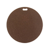 The Original Grill Pad 30-in L x 30-in W Earthtone Brown Fiber Cement Round Grill Mat