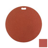 The Original Grill Pad 30-in L x 30-in W Brick Red Fiber Cement Round Grill Mat