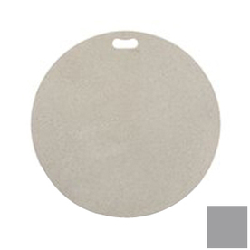 "The ""Original"" Grill Pad 30-in L x 30-in W Gray Fiber Cement Round Grill Mat"