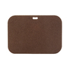 The Original Grill Pad 30-in L x 42-in W Earthtone Brown Fiber Cement Rectangle Grill Mat