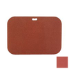 The Original Grill Pad 30-in L x 42-in W Brick Red Fiber Cement Rectangle Grill Mat