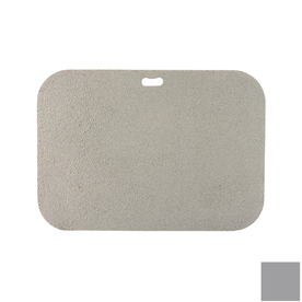 "The ""Original"" Grill Pad 30-in L x 42-in W Gray Fiber Cement Rectangle Grill Mat"