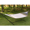 Vivere Oil-Rubbed Bronze Hammock Stand