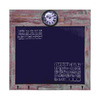 UMA Enterprises 2.25-ft Lisa Square Black Board with Clock and Calendar Accent