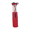 TreeKeeper Santa's Bags 9-in W x 40-in H x 9-in D Red Treekeeper
