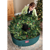TreeKeeper 24-in x 12-in Polyester Padded Wreath Storage Container