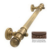 Allied Brass 16-in Antique Bronze Grab Bar