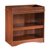 South Shore Furniture 35-in W Royal Cherry Surface-Mount Baby Changing Station