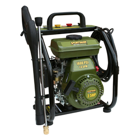 Buffalo Tools 1800-PSI 1.6-GPM Gas Pressure Washer