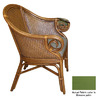 Hospitality Rattan Sunset Reef TC Antique Club Chair