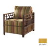Hospitality Rattan Padre Island Antique Accent Chair