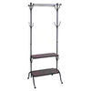 UMA Enterprises 4-Hook Coat Stand