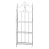Woodland Imports 69-in H x 25-in W x 12-in D 3-Tier Freestanding Shelving Unit
