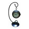 Cheung's Analog Round Indoor Hanging Tabletop Clock