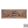 Hickory Manor House 33-in W x 11-in H Decor Wall Art