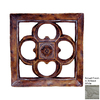 Hickory Manor House 15.5-in W x 15.5-in H Decor
