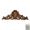 Hickory Manor House 33-in W x 13.5-in H Scarborough Sculptural Wall Art