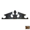 Hickory Manor House 7.875-in W x 23.5-in H Decor