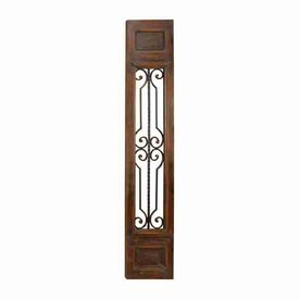 Shop Woodland Imports 14-in W x 71-in H Decor Wall Art at Lowes.